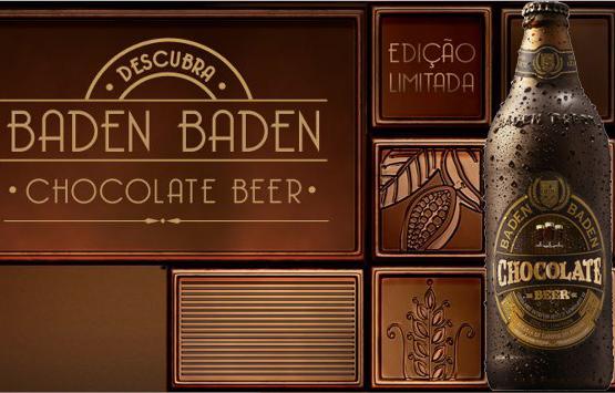 cerveja chocolate
