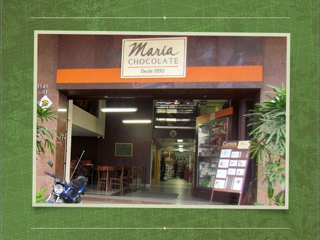 Loja Maria Chocolate